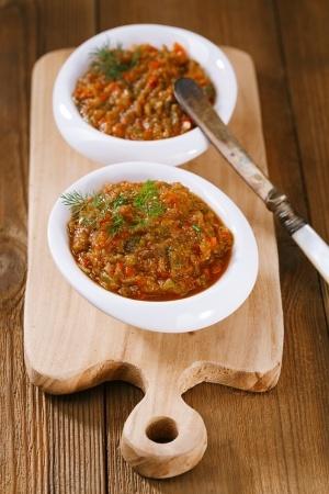 Recette d'été : caviar d'aubergines aux épices !