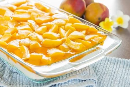 Recette : Joues de mangues au miel et épices !