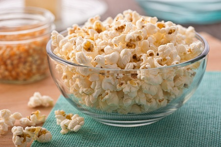 Recette : Pop corn salés aromatisés aux épices !