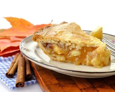 apple pie americaine d'automne