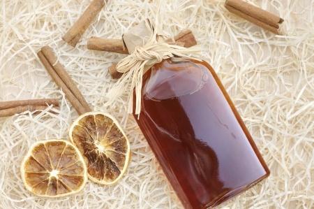 rhum aromatisé à la cannelle