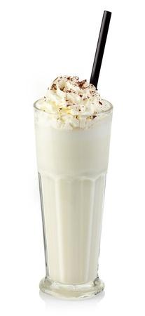 Recette : Milk-shake vanille et fèves tonka !