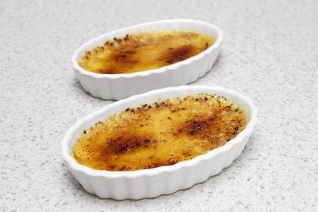 Recette : Crèmes brulées à la fève tonka !