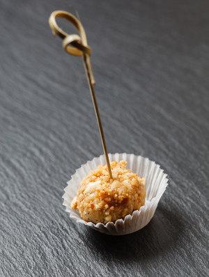 Recette : boules de fromage frais au Dukkah