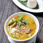 curry de boeuf creole