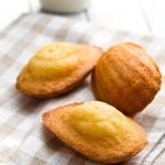 madeleines au poivre timut