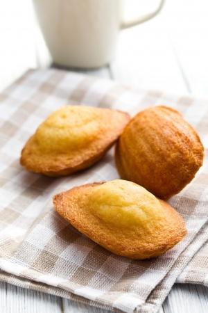 Recette : madeleines au poivre Timut