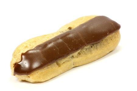 eclairs au chocolat et feve tonka