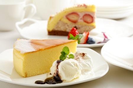 recette gâteau au fromage blanc et zeste de yuzu