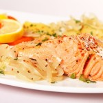 saumon vapeur poivre sauvage