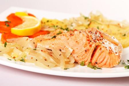Recette : saumon au poivre sauvage de Mada
