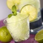 granité citron gingembre