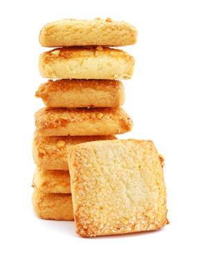 Recette : Biscuits à l'eau de rose (gâteau arabe) !