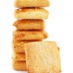 biscuits à l'eau de rose