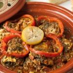 chermoula algérienne avec du poisson