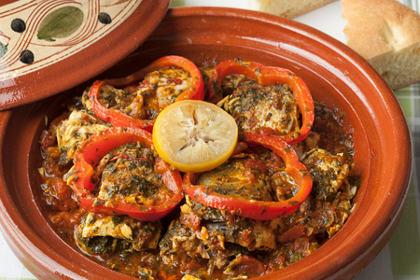 Recette : Chermoula (sauce orientale pour poisson)
