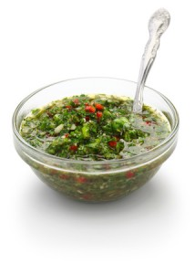 chimichurri sauce argentine