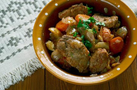 Recette : Ragoût de porc aux épices !