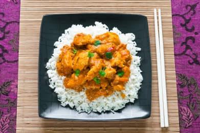 Recette : poulet au Vadouvan masala !