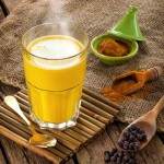 golden milk, lait d'or ou lait curcuma