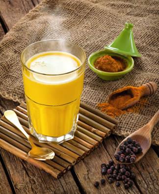 Golden Milk, la boisson aux mille vertus