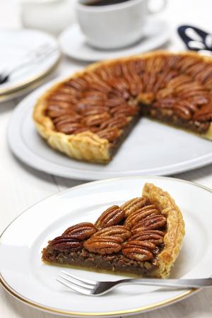 Recette : tarte aux noix de pécan américaine, la vraie !