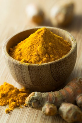 Le curry et le curcuma