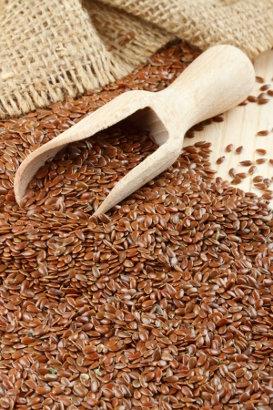 Conserver les graines de lin