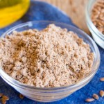 comment faire de la poudre de graines de lin