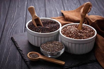 Graines de chia ou graines de lin : lesquelles choisir ?