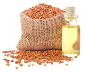 huile et graines de fenugrec pour faire grossir les seins