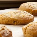 cookies au chocolat blanc et guarana