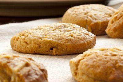 Cookies au chocolat blanc et à la guarana