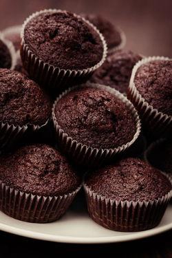 muffins chocolat vanille guarana