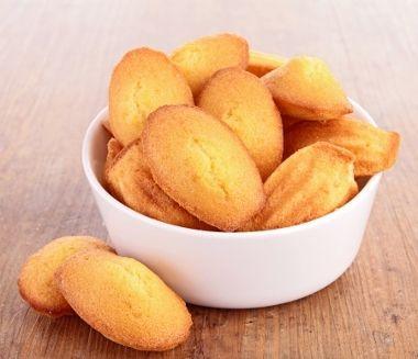Recette : Madeleines à la poudre de pain de singe !
