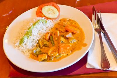 Recette : Tofu au curry rouge thaï !