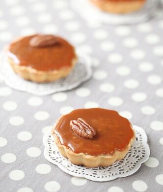 Recette : Tartelettes au sirop d'érable !