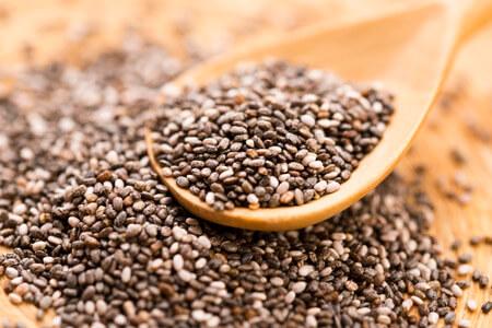 Comment utiliser les graines de chia contre la constipation ?