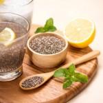 les graines de chia contre le cholestérol