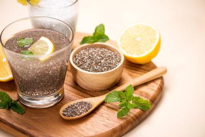 Comment prendre des graines de chia contre le cholestérol ?