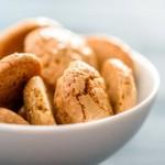 biscuits croquants amandes et maca