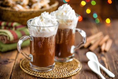 Recette : chocolat chaud à la poudre de Maca du Pérou !