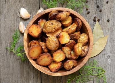 Recette : pomme de terre au sel fou de l'île de Ré !