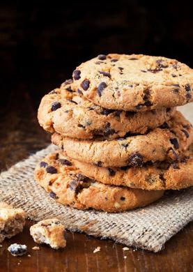 cookies gingembre confit maca
