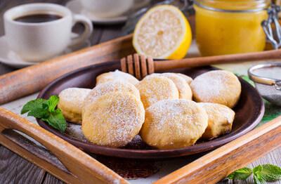 Recette : sablés au citron et poudre de baobab !