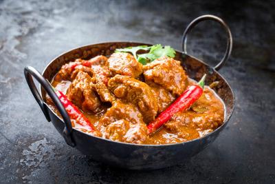 Recette : agneau korma ou shahi korma (Inde)