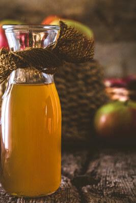 Recette : Jus de pomme aux épices maison express !