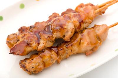 Recette : Brochettes de poulet Yakitori japonaises !