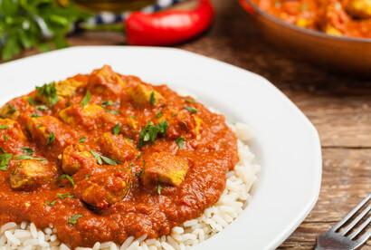Recette : Poulet sauce noix de cajou (cuisine indienne) !