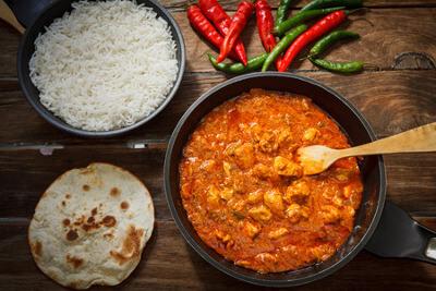 Recette : Poulet «Badami» aux amandes (cuisine indienne) !